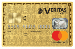 Veritas Mastercard Card – Do it all with no bank account