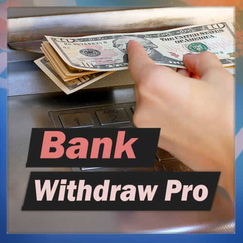 Withdrawable Bank Pro