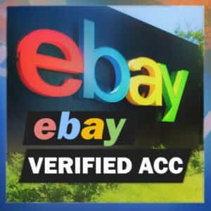 USA Ebay Account Linked to Paypal