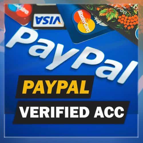 ESTABLISHED PAYPAL VERIFIED ACCOUNT (USA)