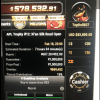 GG Poker account with 83k funds for sale
